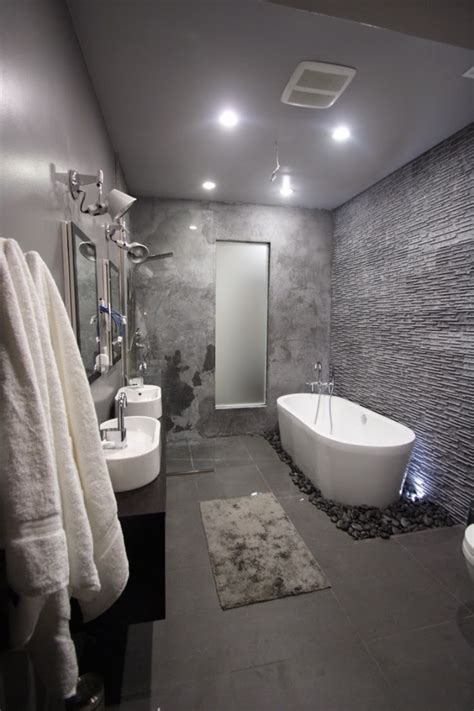 Grey Bathrooms Ideas by Cool And Sophisticated Designs For Gray Bathrooms