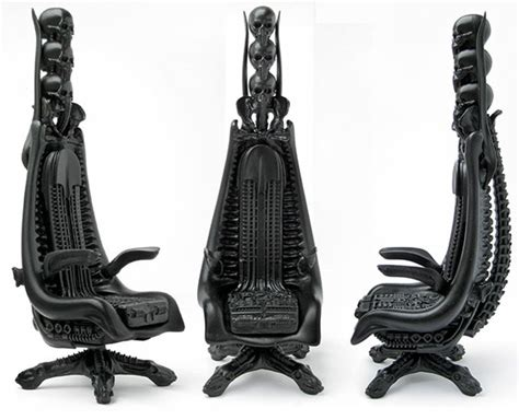 Chair For Babies 10 Cool And Unusual Chairs Inspired By Skull And Skeleton