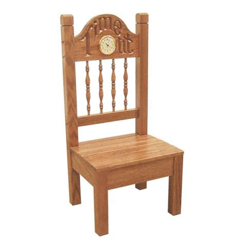 child bench childs timeout bench amish crafted furniture