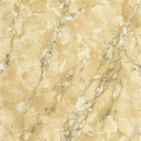 Faux Paint Wallpaper - the wallpaper company 56 sq ft tan marble faux finish wallpaper wc1281946 the home depot
