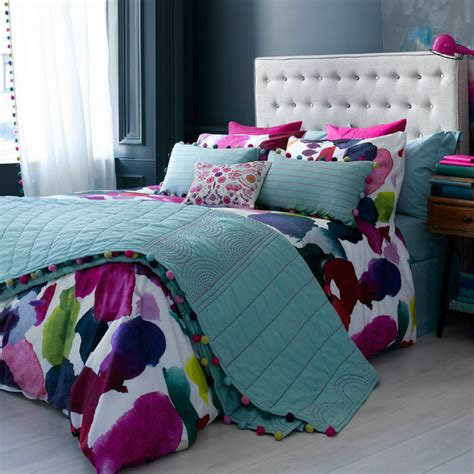 multicolor bedding 20 best multi colored spring bedding sets decoholic