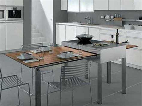 Value of space saving kitchen tables design bookmark 23874