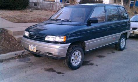 buy used 1995 mazda mpv lxe standard passenger van 3 door 3 0l in lincoln nebraska united states