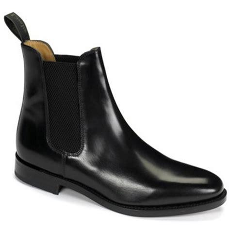 loake mens boots loake loake 290b chelsea black g1 mens boots loake