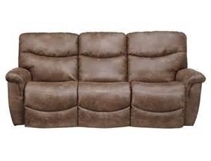 Extra Wide Upholstery Fabric Slumberland La Z Boy James Collection Silt Sofa