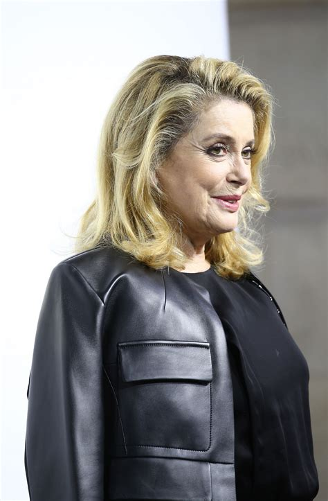 catherine deneuve louis vuitton catherine deneuve louis vuitton boutique opening in