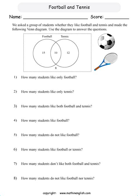 Mba Math Answers by Ven Diagram Homework Help