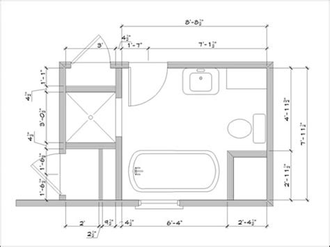 drawing bathroom floor plans tips for maximizing your bathroom design