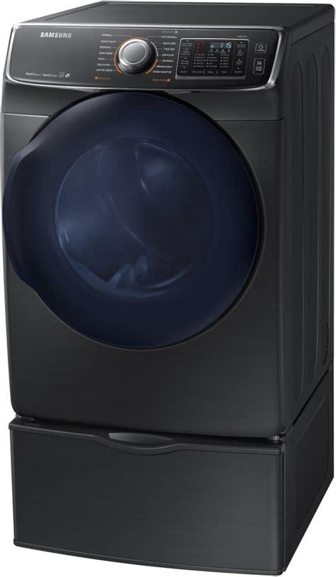 samsung dryer samsung dv45k6500gv 27 inch 7 5 cu ft gas dryer with 14 cycles 11 options drum light