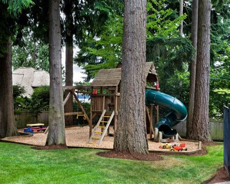 backyard play area ideas play areas kids play area and cool kids on pinterest