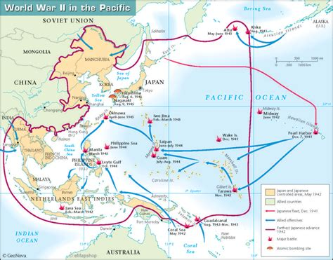 island hopping across the pacific theater in world war ii the history of americaã s leapfrogging strategy against imperial japan books world war ii annotated map pacific theatre thinglink