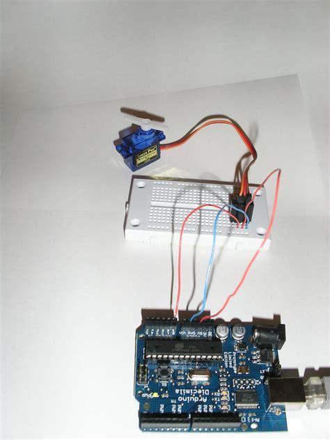 tutorial arduino servo arduino playground singleservoexle