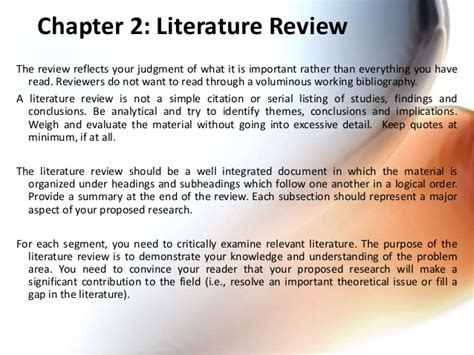 themes of literature review should a literature review have a conclusion