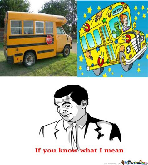 Magic School Bus Memes - magic school bus by lawnsprinkler meme center