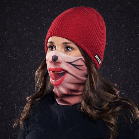 Cat Fresh Air Mask meow ski mask hd beardo uk europe original