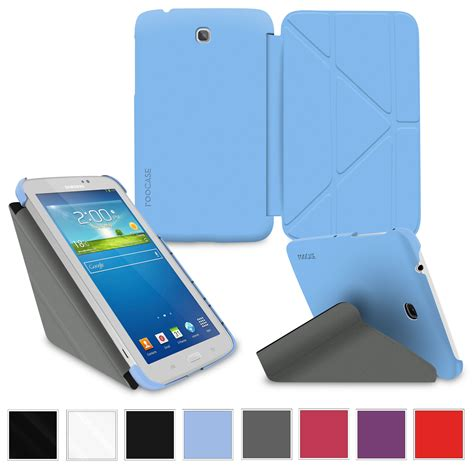 Flip Cover Samsung Tab 3 8 Inch roocase slimshell flip shell cover for samsung galaxy