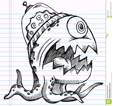 how to draw doodle monsters how to draw simple graffiti search random