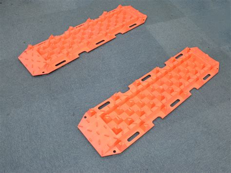 Truck Traction Mats by Woo Traction Grabber Mat Rescue Mats Snow Mud Sand Car