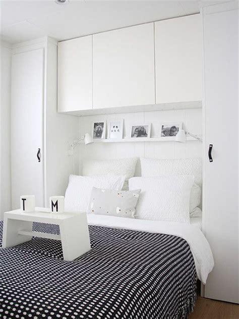 small bedroom cupboards home dzine bedrooms storage ideas around the headboard