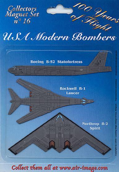 Fridge Mega Set fridge magnets set usaf modern bombers