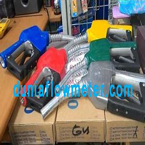 Nozzel Pertamini Enco Automatis nozzle gun solar opt automatic pusat jual nozzle gun