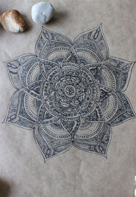 recycle tattoo designs original mandala ink on recycled by