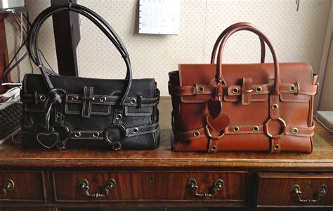 Luella Bartley Robbed Of Designer Handbags by The Difference Between A Luella And A Mulberry