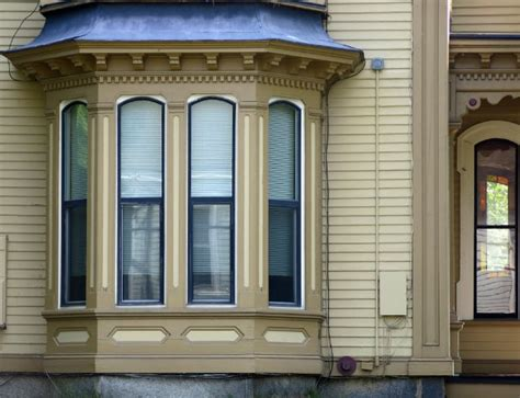 What Is A Bow Window what s the difference between bay bow and garden windows