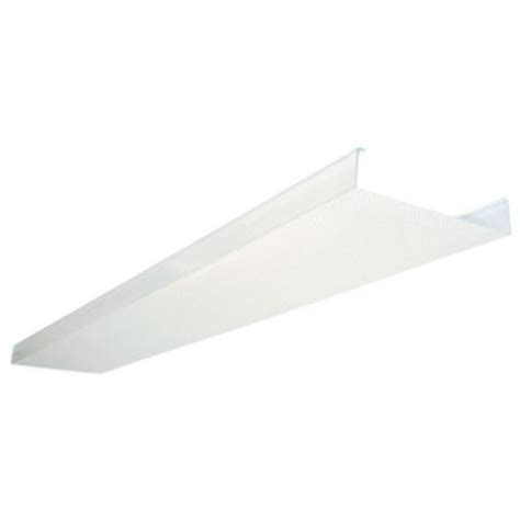 4 Foot Fluorescent Light Fixture Cover Lithonia Lighting 4 Ft Replacement Lens Dsb48 M4 The Home Depot