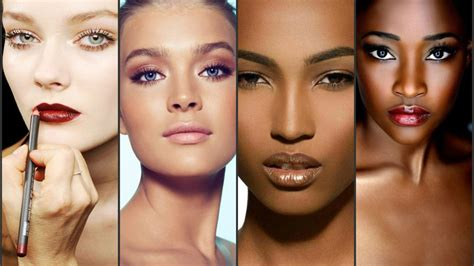 different skin colors makeup shades for skin tone guide to picking the