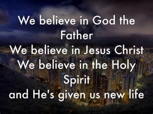 We Believe In we believe by eloy zertuche
