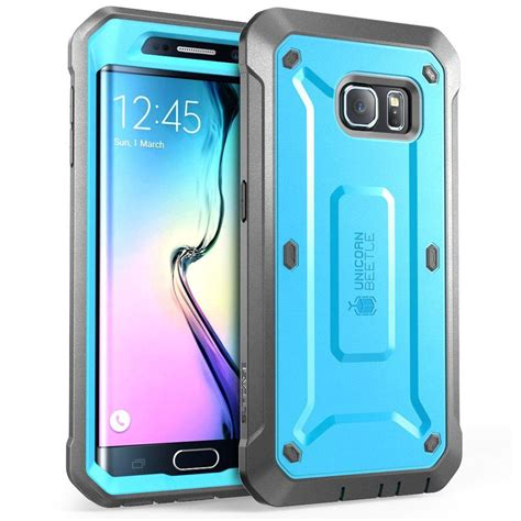 Unicorn For Samsung Galaxy S6 Edge supcase unicorn beetle pro for samsung