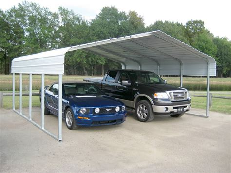 Metal Car Port Kits by Steel Carport Kits Winte Save 20 Versatube 20 X 38