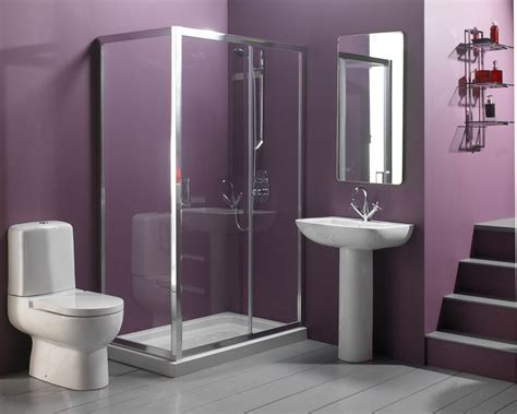 purple bathroom ideas grey and purple bathroom ideas decobizz com