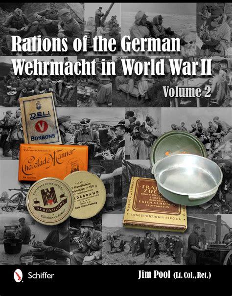 libro world war ii german wwii axis reenactment forum view topic re enactment german field rations