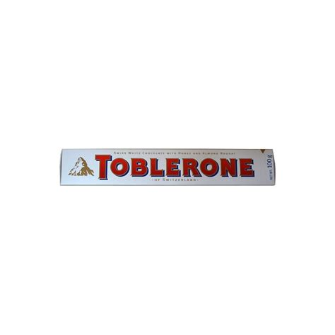 Toblerone 100gr Toblerone Milk 100 toblerone white chocolate 100g made by toblerone