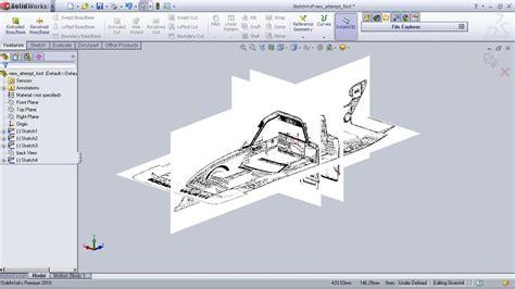 tutorial solidworks 2010 car modeling tutorial