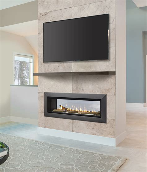 Photo : Wall Mount Tv Over Fireplace Images. Contemporary