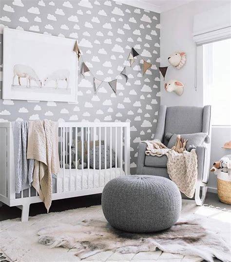48 Fascinating Baby Boy Nursery D 233 Cor Ideas Grey And White Nursery Decor