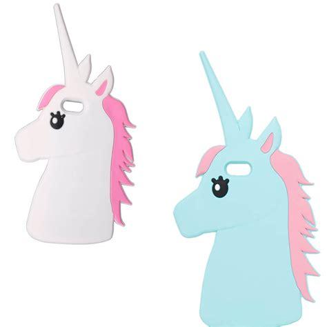 Iphone 5 Unicorn ideaal voor de eenhoornlover white unicorn iphone hoesje