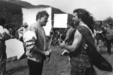 only the brave film wiki file scott neeson on the set of braveheart 1995 jpg