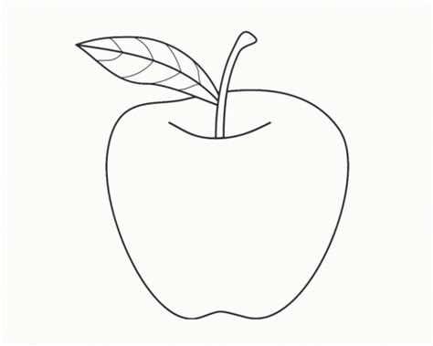 apple coloring pages to print get this apple coloring pages free printable jcaj17