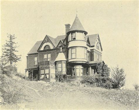 Queen Anne Style Home File Seattle Capt Robinson House 1900 Jpg Wikimedia