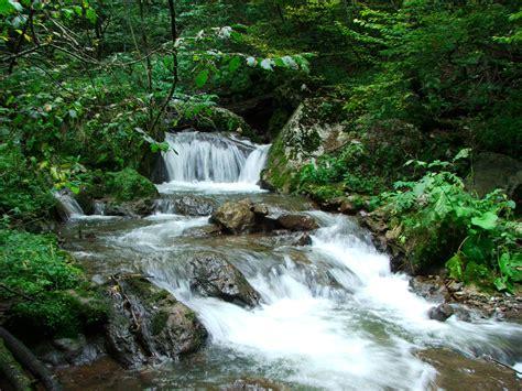 file small waterfall near haghartsin jpg
