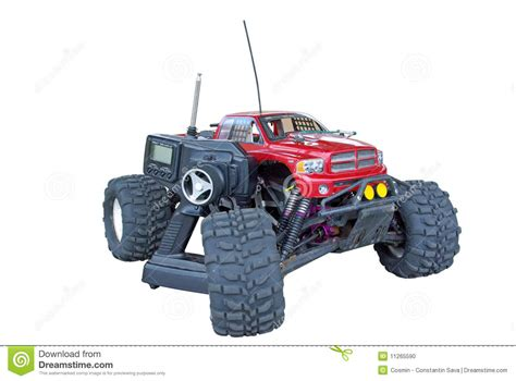 remote monster truck videos monster truck with remote control near stock photo image