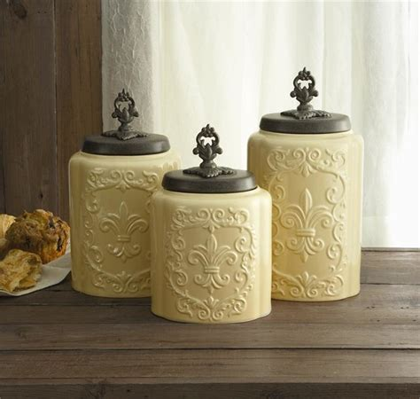 kitchen canister set and jars rustic kitchen canisters
