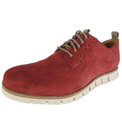 oxford lace up shoes cole haan mens zerogrand plain oxford lace up sneaker