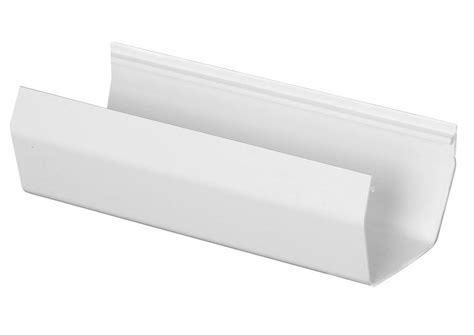 Vinyl Gutters Home Depot by Vinyl Gutter Systems Gutter Accessories Gutter Supply