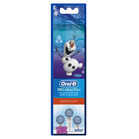 B Sensitive Clean Brush Heads Electric Toothbrush Vitality Refil b frozen electric rechargeable power