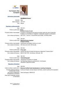 Curriculum Vitae Europass by Curriculum Vitae Suisse